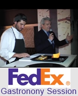 FedEx Gastronomy Session – Madrid, 19 de abril del 2012