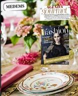 "¡Hola! fashion – Agenda ""Gourmet"" – febrero 2014"