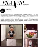 Fila Vip – Blog de Julia Martínez – 28 de septiembre de 2015