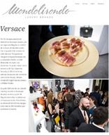 Mondolirondo inauguración de la tienda de Versace – 8 de octubre 2015
