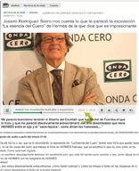 Josemi Rodríguez-Sieiro – ONDA CERO – 25 septiembre 2013