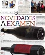 """""""De Vicio"""" Especial Vinos-EL MUNDO-MAGAZINE  nº736-domingo,3 de noviembre 2013"""