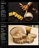 VOGUE – Entre horas. Snacks sanos. Recetas para el almuerzo y la merienda- abril 2014