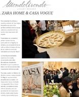 Mondolirondo Presentación del nº1 de Casa Vogue- 1 de octubre 2015