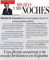 Mis días y mis noches por Josemi Rodríguez-Sieiro. Corazón tve edición especial nº 93 – 19 febrero 2017
