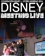 """Convención DISNEY MEETING LIVE """"Guerra de las Galaxias – License Meeting""""- miércoles, 10 de julio del 2013"""