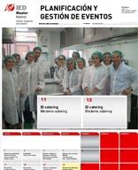 """curso monográfico sobre """"el catering"""" 11 y 12 abril 2011  Curso de Especialización de Planificación y Gestión de Eventos. IED Master"""