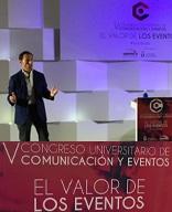 V CONGRESO UNIVERSITARIO DE COMUNICACIÓN Y EVENTOS  El valor de los eventos (#loquevale) – Madrid 1, 2 y 3 de junio del 2017