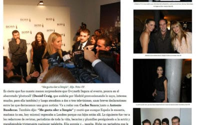 "Blog ""Vanity People"" de Curro Cañete en Vanity Fair"